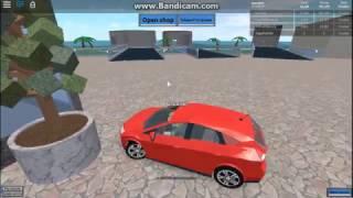 🎮roblox [frantoi auto] Niszczym samochody! ʕ•ᴥ•ʔ!