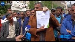 تيزي وزو: عمال مصنع النسيج يطالبون بحل الفرع النقابي واسقاط المتابعات القضائية