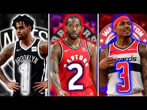 The Best Player From Every Jersey Number in the NBA