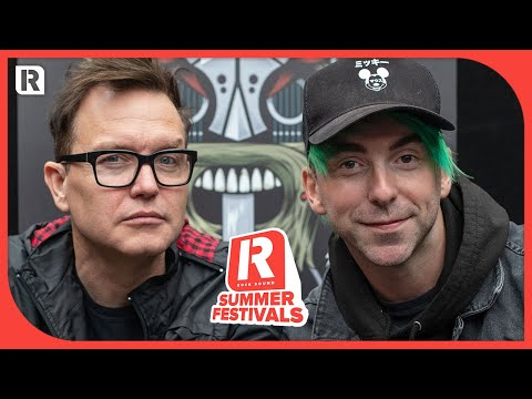 Simple Creatures: Mark Hoppus & Alex Gaskarth Talk 'Special' & Reveal New EP Release Date