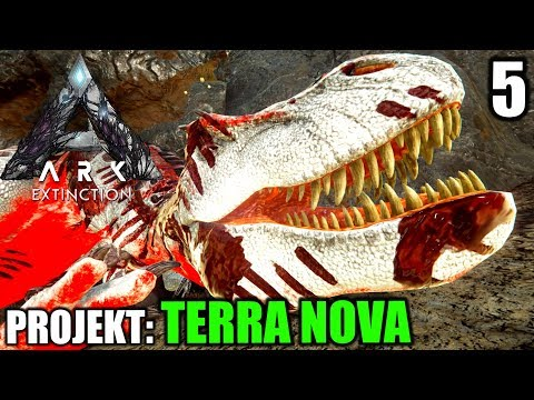 Ark Extinction #5 Projekt: Terra Nova | Let's Play Deutsch Gameplay