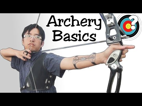 Archery Basic Tips | How To Look Like A Pro (On Your First Day)