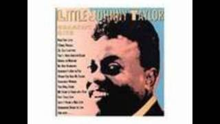 Little Johnny Taylor-If You Love Me (Like You Say)-HD