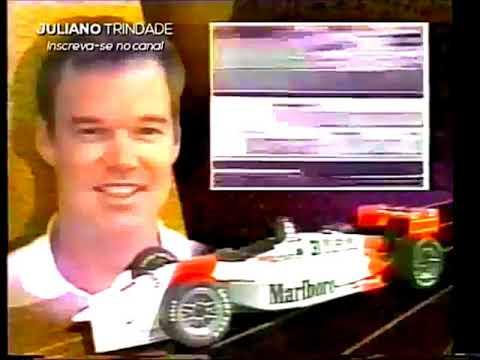 Chamada - CNT: Formula Indy 1994 - 6ª Etapa em Detroit
