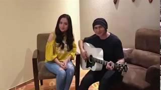 Download lagu Anji ft. Chintya Gabriella - Menunggu Kamu (Acoustic Cover Video)