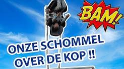 EEN EIGEN BOOSTER IN DE TUIN !! - PAPA BOUWT -  KOETLIFE VLOG #528