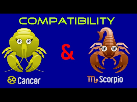 Scorpio and cancer compatibility sexually