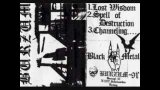 Burzum - Spell Of Destruction(Demo 91)