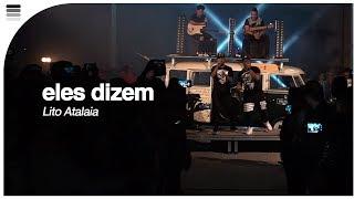 """Lito Atalaia - Eles Dizem """"ao vivo"""" ft. DjMaxNosBeatz - Help Truck Indoor São Paulo"""