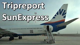 Trip Report | SunExpress Boeing 737-800 | Economy | TXL - VIE