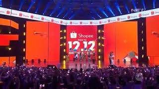 Gambar cover Blackpink konser di indonesia - acara shopee 12-12