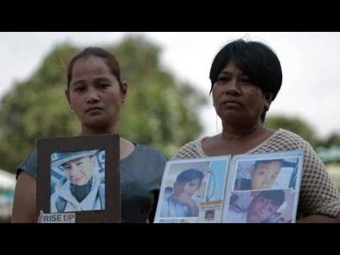 Philippines President Rodrigo Duterte Being Investigated Over War On Drugs By Eric Pangilinan