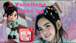 Ralph Breaks the Internet || Vanellope make up