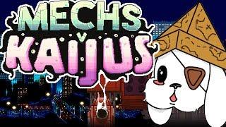 Mechs V Kaijus - A Mech Tower Defense Game