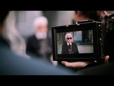 Karl Lagerfeld''s Interview - Spring-Summer 2015 Ready-to-Wear CHANEL show