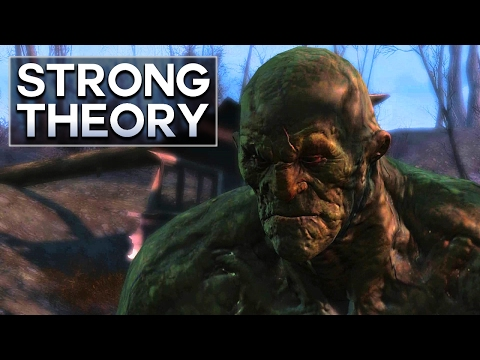 Who Was Strong Before FEV? - Fallout 4 Theory