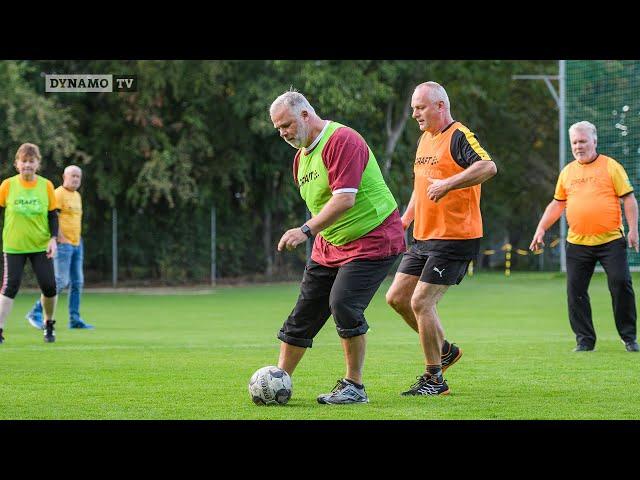 """""""You'll never walk alone"""" - Fußball im Gehen bei der SGD"""