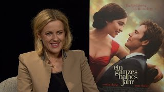 Thalia Stories - Jojo Moyes im Interview