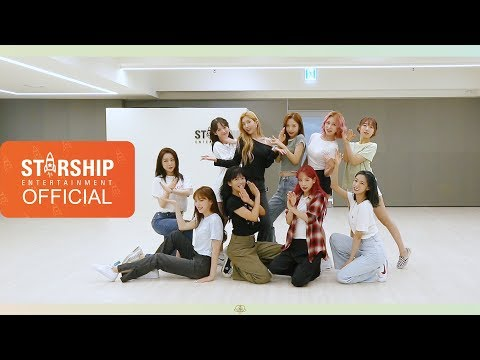 [Special Clip] 우주소녀 (WJSN) - BUTTERFLY Part Switch Ver.