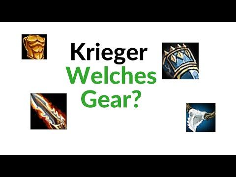 Krieger Gear Guide Für WoW Classic Auf Deutsch - Tankgear Warrior