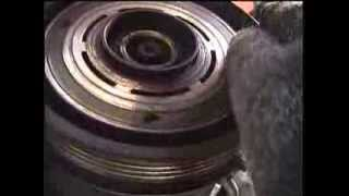 DENSO 10PA 15C Replacing Bearing on A/C compressor