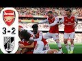 ARSENAL 3-2 VITORIA GUIMARAES Highlights & Goal