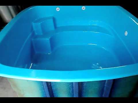 Piscinas fibra pira rj direto fabrica youtube for Piscina 7 mil litros