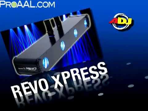 American DJ Revo Xpress