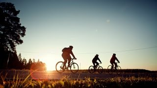 A Bicycle Tour in Western Uusimaa - FINLAND