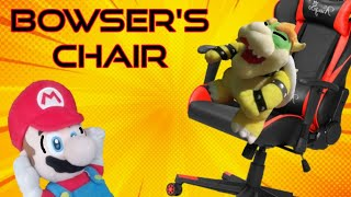 Bowser's Chair
