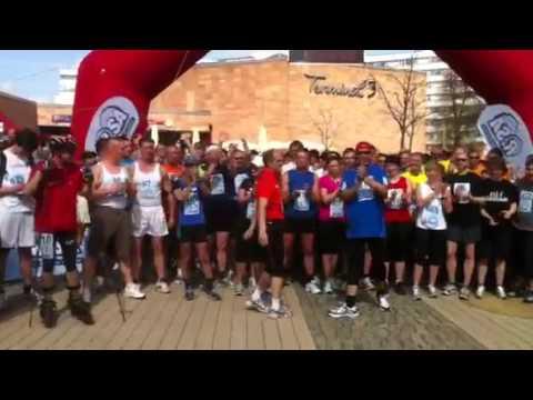 Böfi Marathon - Der Start!