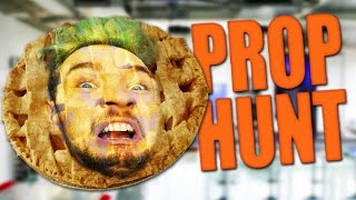 PIE IN THE FACE   Gmod: Prop Hunt (Funny Moments)
