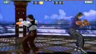 Tekken 3 Perfect Technics