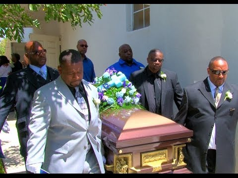 Nathaniel Matthews Funeral Service HD