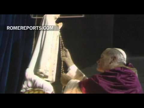 John Paul II: 34 years ago today, the late Pope was shot in St. Peter's Square