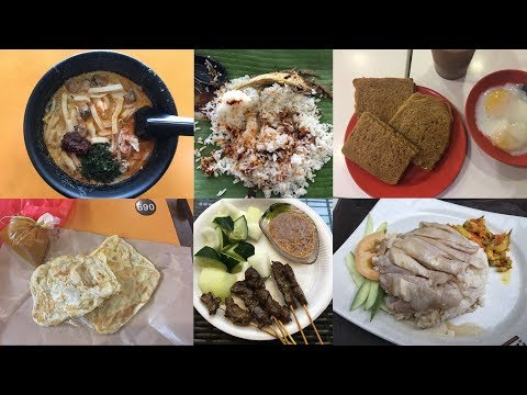 Let's Eat: Singapore Popular Local Foods