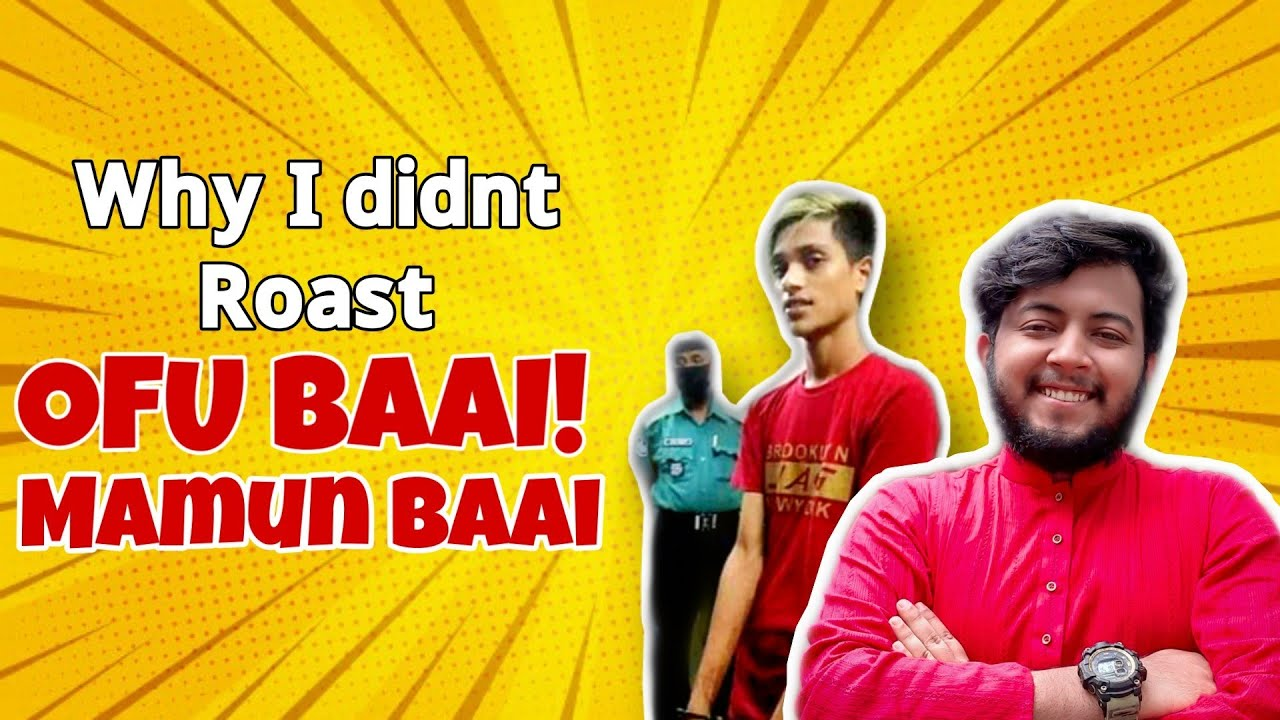 Why Keto Bhai Didnt Roast Ofu Bhai or Mamun Bhai? | Keto Bhai