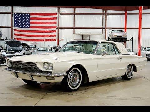 1966 Ford Thunderbird White