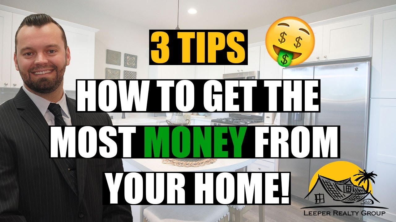 How To Ensure You Get The Most Amount of Money For Your Home! | Moreno Valley Realtor