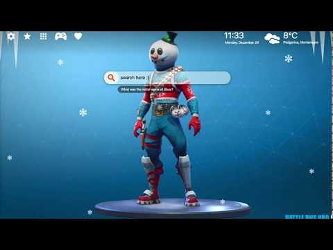 All Christmas Skins Fortnite.Newest Fortnite Christmas Skins 2019 Themes