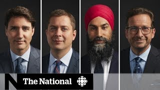 Leaders battle for Quebec vote in French-language debate