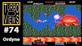 """Ordyne"" - Turbo Views #74 (TurboGrafx-16 / Duo game REVIEW!)"
