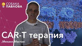 CAR-T терапия - Михаил Масчан // клеточная терапия, лимфоциты, лимфобластный лейкоз