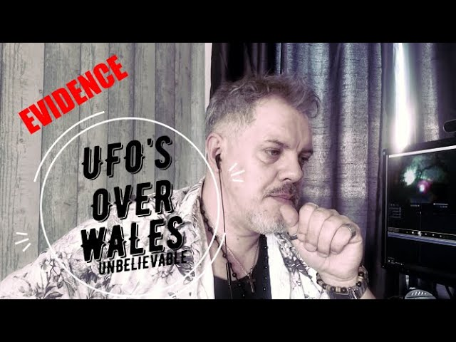 UFO's captured in South Wales by Caz Clarke