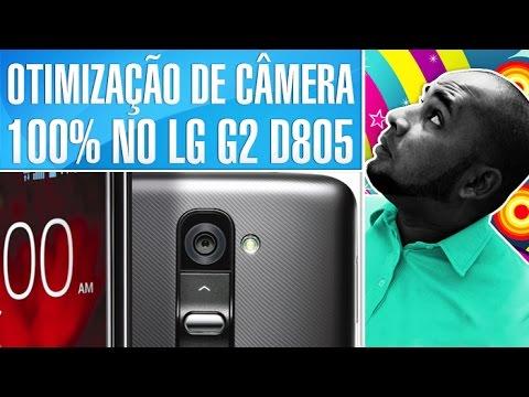 🔵 SUPER TRUQUE   CÂMERA DO LG G2 100% MELHORADA   TIRAR RESINA