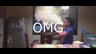 BEST E-SHISHA IN THE WORLD   BIGGEST SMOKE