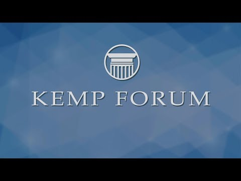 DC Kemp Forum on Opportunity in the New Digital Economy