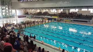 Publication Date: 2017-11-06 | Video Title: 2017~18年度港島西小學游泳比賽。聖公會聖彼得小學六年級