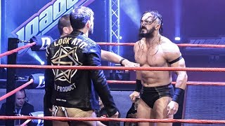 Скачать FULL MATCH PAC Vs David Starr Defiant Loaded 6