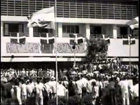 """Documental """"Juan Bosch - Gobierno y Caída"""", parte 1 de 3"""